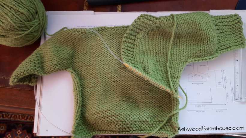 Williams sweater